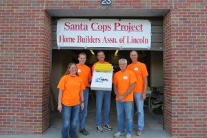 Santa Cop Project @ Lincoln | Nebraska | United States