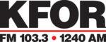 KFOR Radio 103.3FM/1240AM