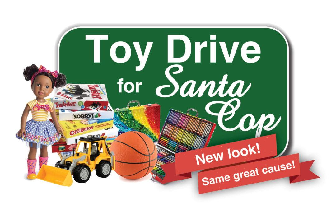 2020 Santa Cop Toy Drive