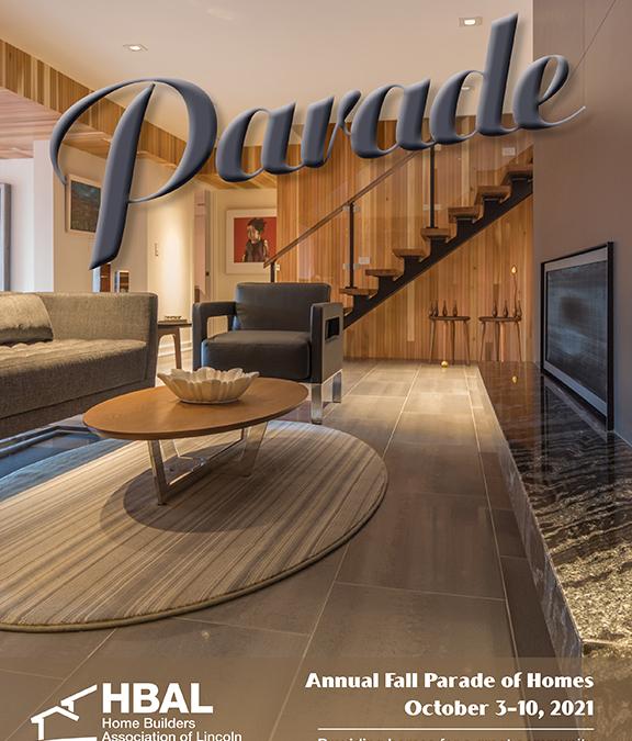 2021 Fall Parade of Homes